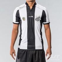 2fe40942d5 Camisa Kappa Santos II 2016 Kombat Jogador