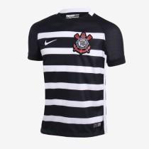4f073ae625 Camisa Nike Corinthians II Torcedor 2015 2016 Infantil