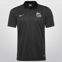 25dce7d3f3 Camisa Nike Santos III 2015 sem numero